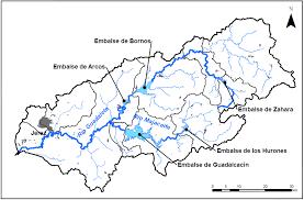 Sendero del río Guadalete