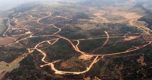 Proyectos urbanísticos sobre los acuíferos de las dehesas de Ronda