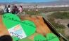 Futura urbanización sobre las Salinas de Roquetas