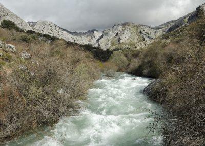 Río Castril por Andres Orencio