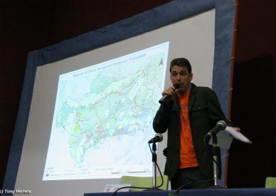 Salvi y el mapa de conflictos de Andalucia